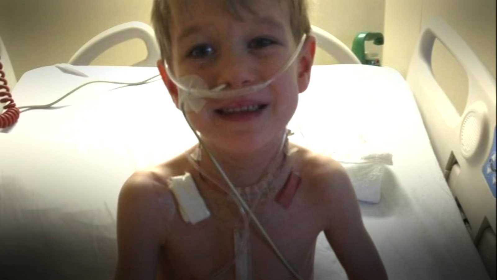 New Cancer Drug Promising Treatment Saves 9 Year Old Boy With