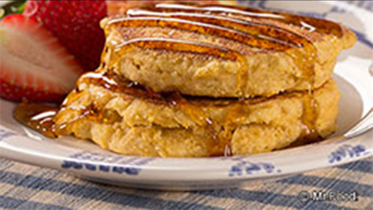 journey cakes or hoecakes -- Southern Johnny Cakes