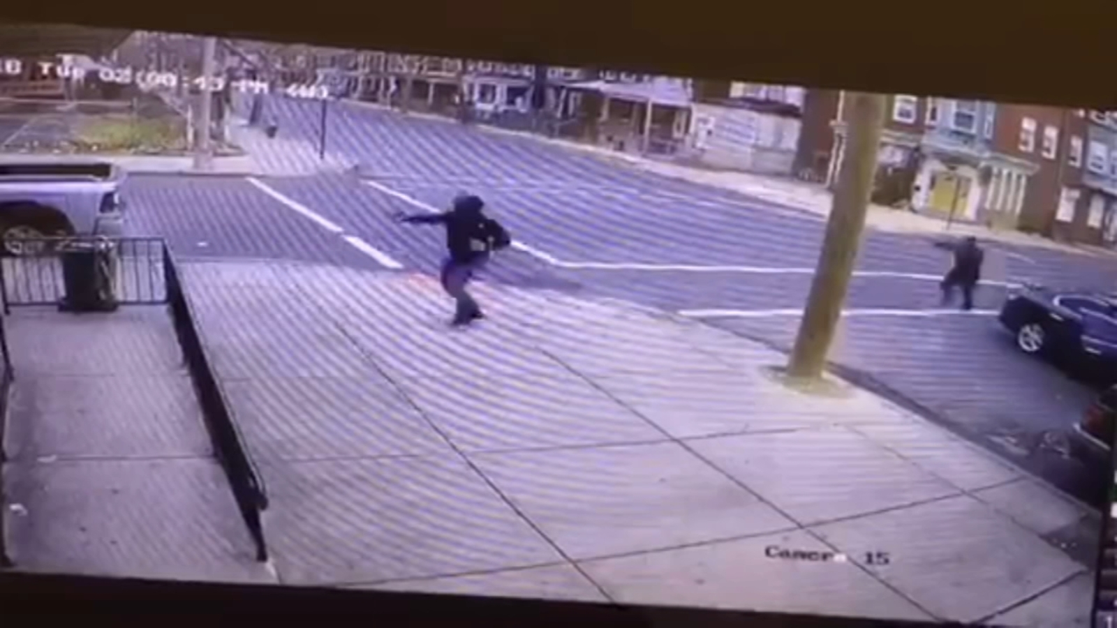 Video Captures Gang Shooting In Trenton New Jersey That Left Woman 19 Dead 6abc Philadelphia