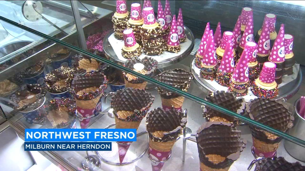 Worlds First Next Gen Baskin Robbins Store Opens In Fresno