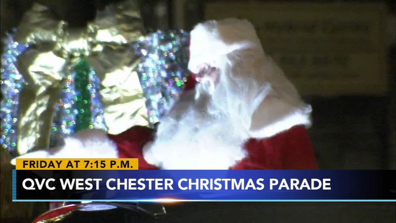 November 30th 2020 Youngstown Christmas Parade Weekend Action: QVC Christmas Parade, Winterfest Cherry Hill