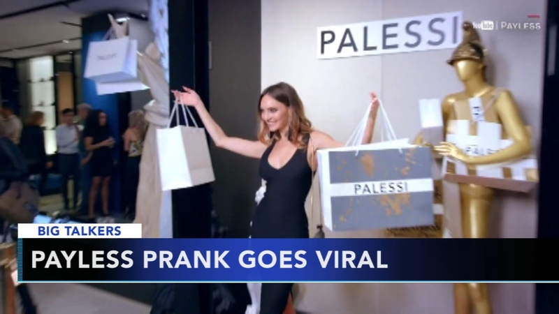 bb54938054f Payless sets up fake boutique 'Palessi', sells shoes for $600