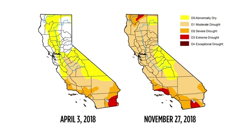 Recent storm hasn't helped drought conditions in California on california flooding 2014, california radiation map, california shade map, california population growth map, california water, california rain totals 2014, california rainfall, california mudslides 2014, san jose water district map, california poverty map, california office of emergency management, california smog map, california aquatic supply, california oil spill map, 2014 united states wildfires map, california counties historical maps, california el nino, california flooding map, ibew california map, california evapotranspiration map,