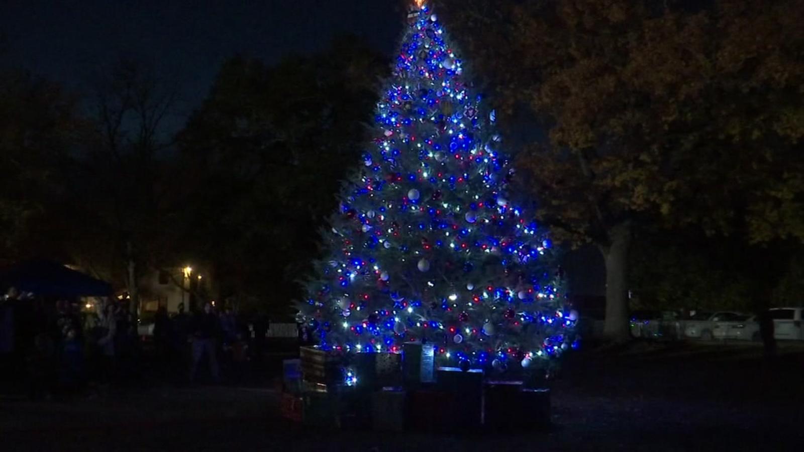 Fort Bragg Christmas Parade 2021