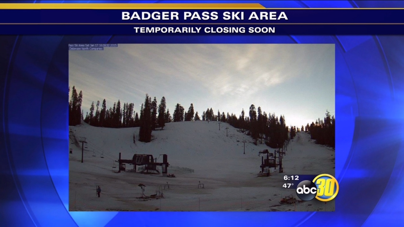 Badger Pass Ski Area to temporarily close
