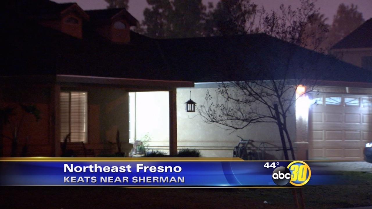 Carbon monoxide detector alerts Fresno family