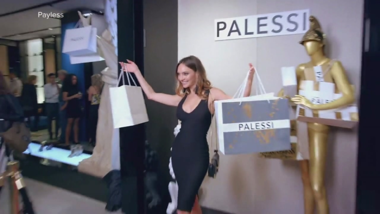 5753b8d00aa Payless pranks California customers with its shoes at designer prices