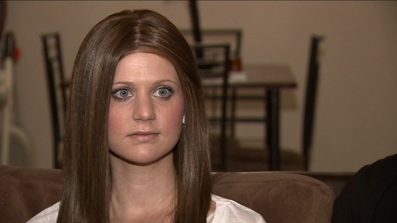 Ashley Caughey is shown in this undated file photo.