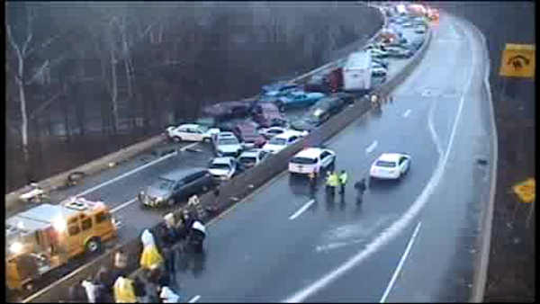 "<div class=""meta image-caption""><div class=""origin-logo origin-image ""><span></span></div><span class=""caption-text"">Freezing rain caused numerous accidents in the Tri-state area Sunday morning.</span></div>"