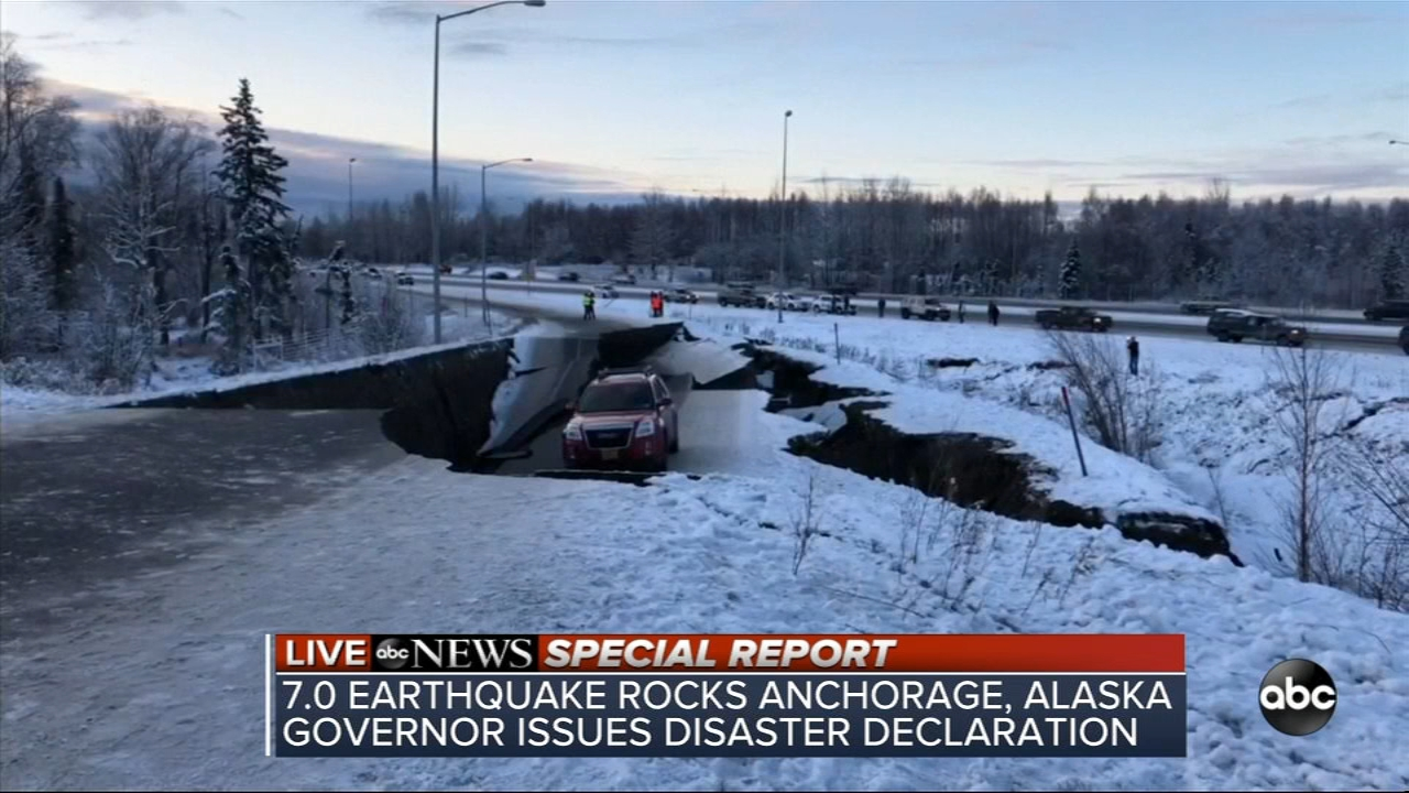 Image result for alaska earthquake Our Dying Planet