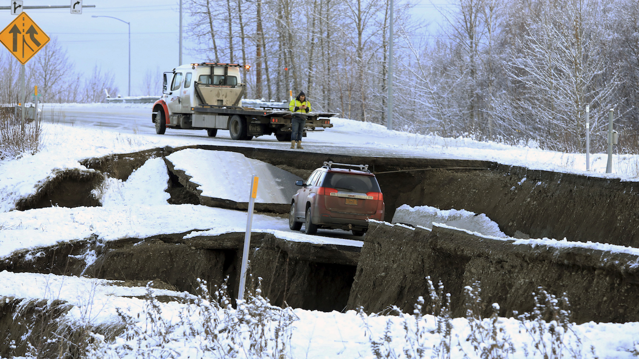 alaska earthquake today - photo #25