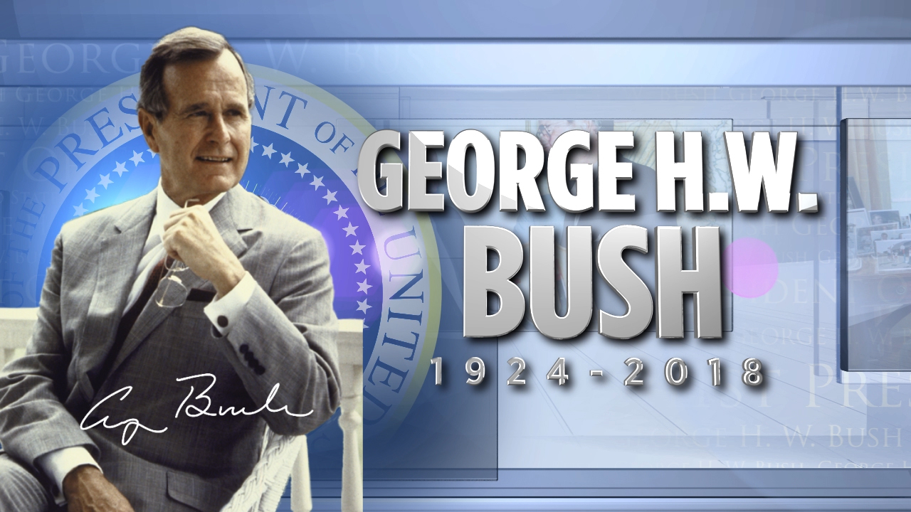 George Hw Bush Quotes Memorable Lines From The 41st President