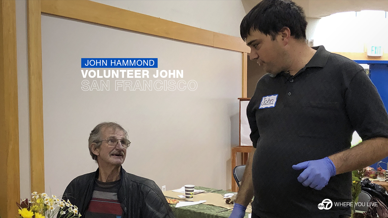 <div class='meta'><div class='origin-logo' data-origin='none'></div><span class='caption-text' data-credit=''>For decades, John Hammond has been volunteering with the USF Dons baseball team, at church, for political campaigns, professional volleyball tournaments and countless other events.</span></div>