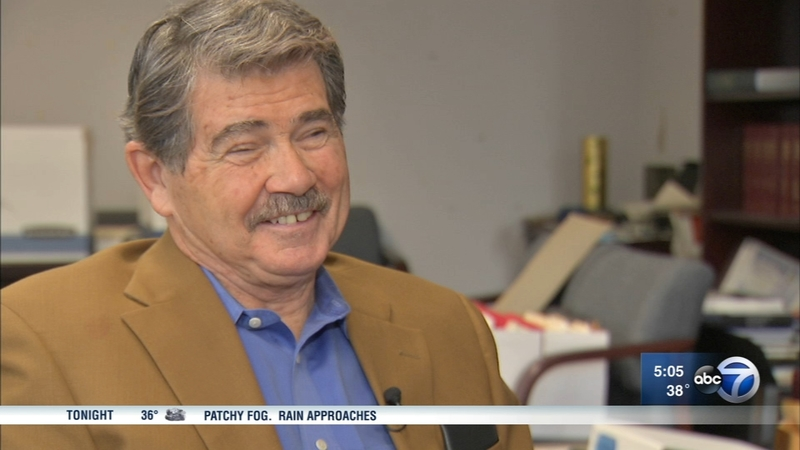 Cook County Clerk David Orr retires after nearly 40 years of service