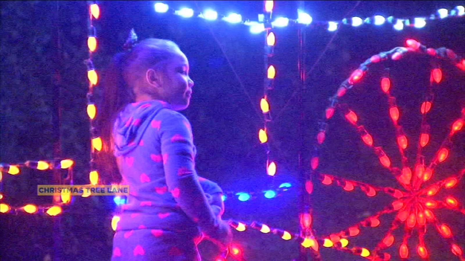 Ready To Be Dazzled Christmas Tree Lane Reopens This Weekend