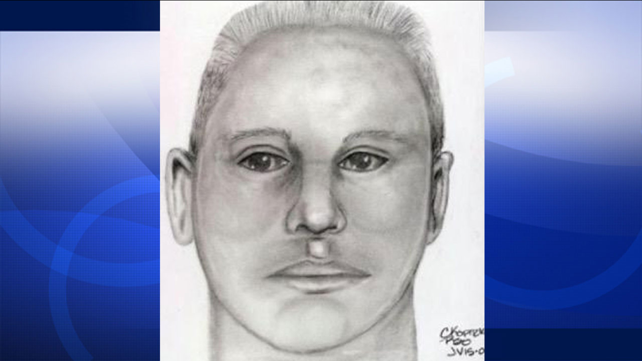 Riverside County Sheriff's Department investigators released a sketch of a suspect wanted in connection to a fatal road rage fight in Jurupa Valley on Sunday, Jan. 4, 2015.