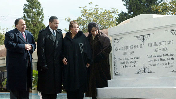 <div class='meta'><div class='origin-logo' data-origin='none'></div><span class='caption-text' data-credit='AP'>The children of the Rev. Martin Luther King Jr. and Coretta Scott King</span></div>