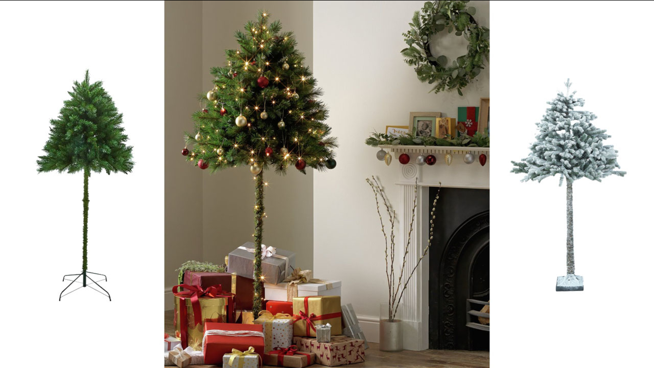 Half Christmas.British Retailer Selling Top Only Christmas Trees Abc11 Com