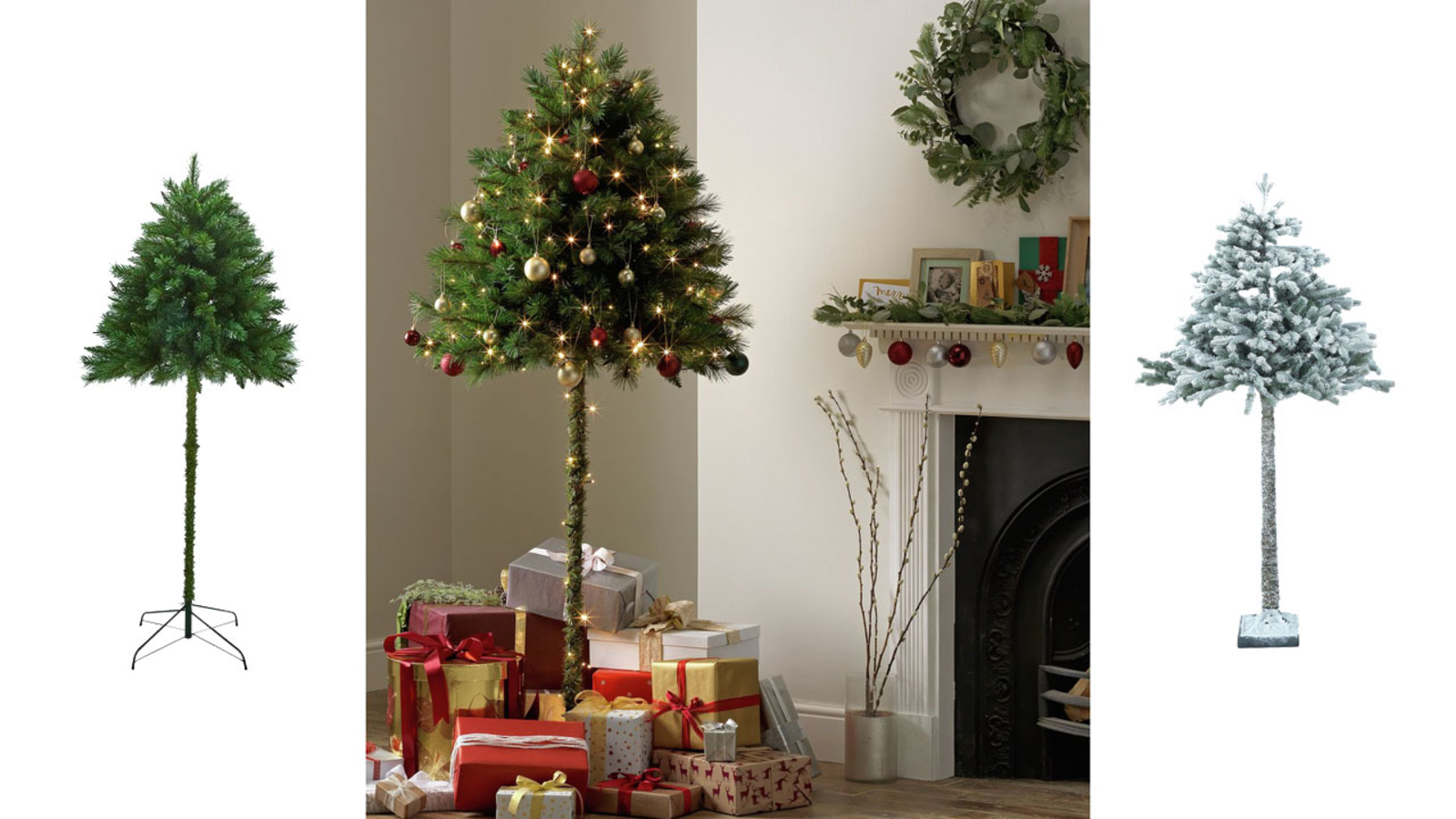 British Retailer Selling Top-only Christmas Trees