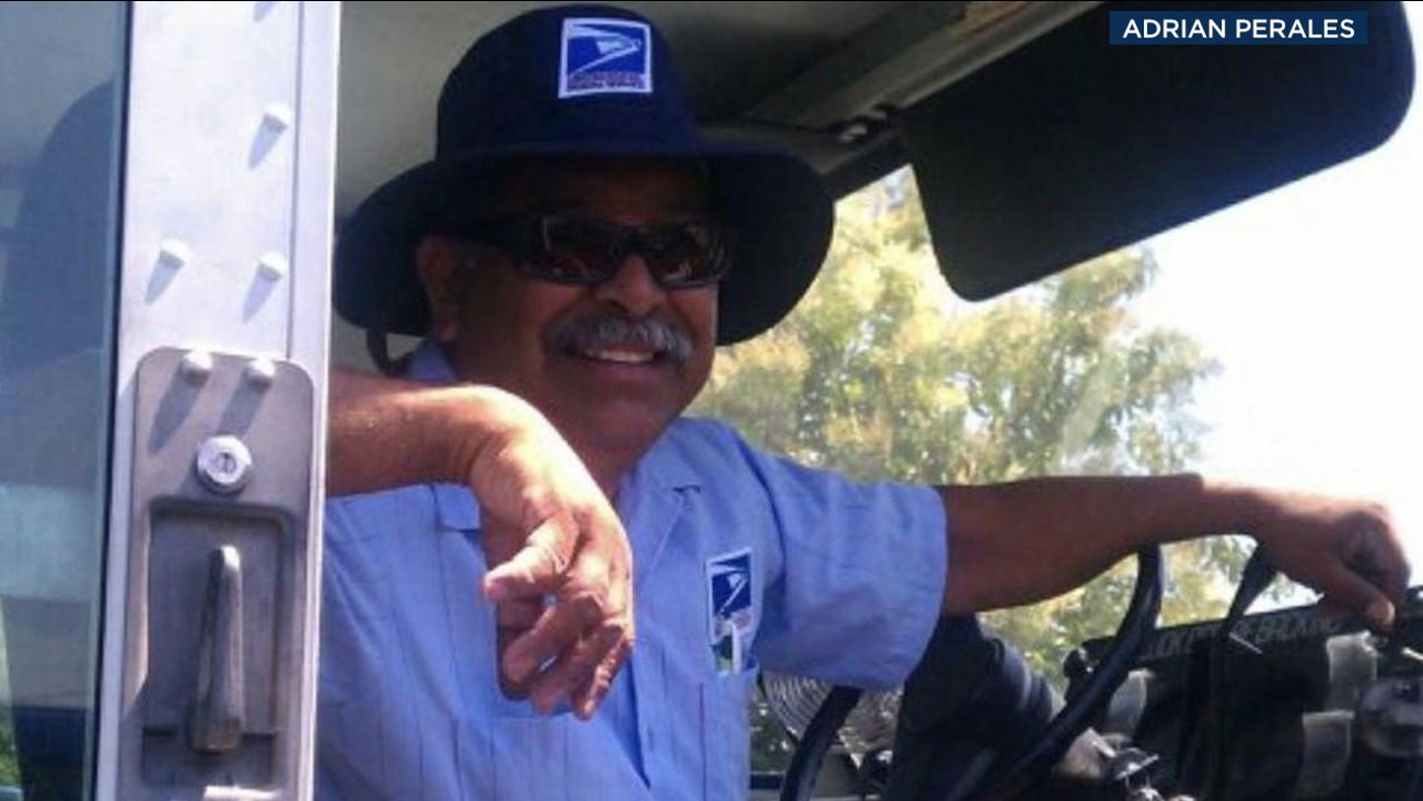 Father of five and postal worker of 30 years killed in Southern