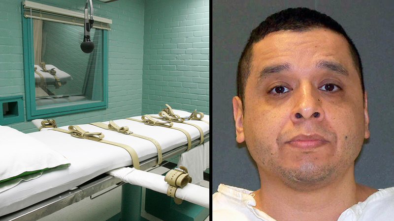 Member of Texas 7 prison break gang to be executed