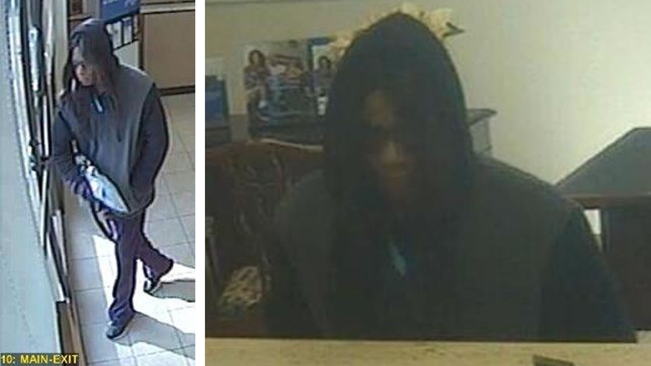 Police released surveillance images of the suspect.