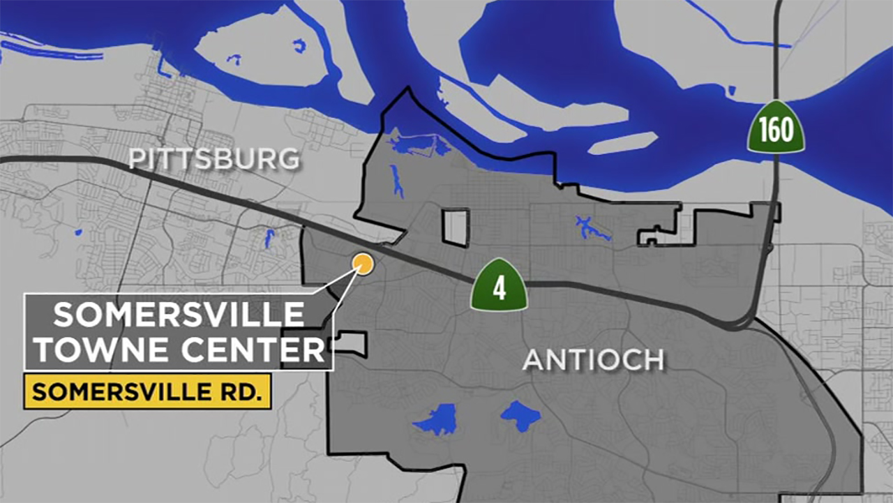 Lmc Pittsburg Campus Map.3 Year Old Girl Run Over Killed In Antioch Mall Parking Lot Crash