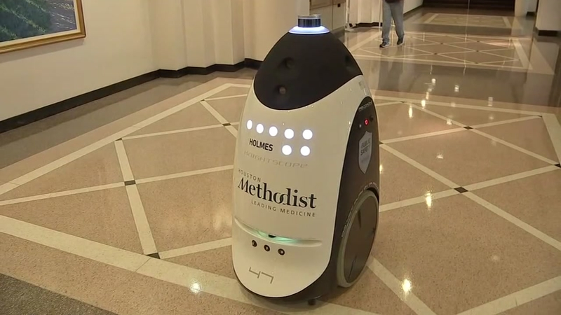 New robocop added to united methodist