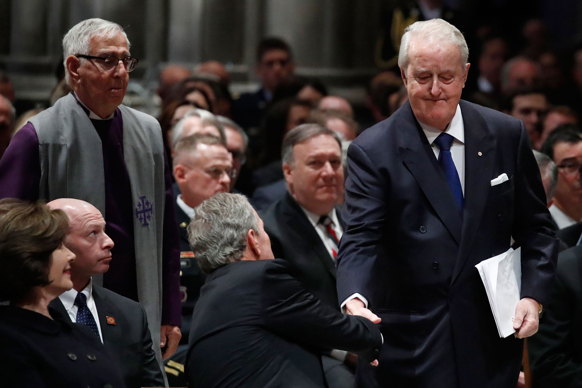 "<div class=""meta image-caption""><div class=""origin-logo origin-image none""><span>none</span></div><span class=""caption-text"">Former Canadian Prime Minister Brian Mulroney shakes hands with former President George W. Bush. (Alex Brandon - Pool/Getty Images)</span></div>"