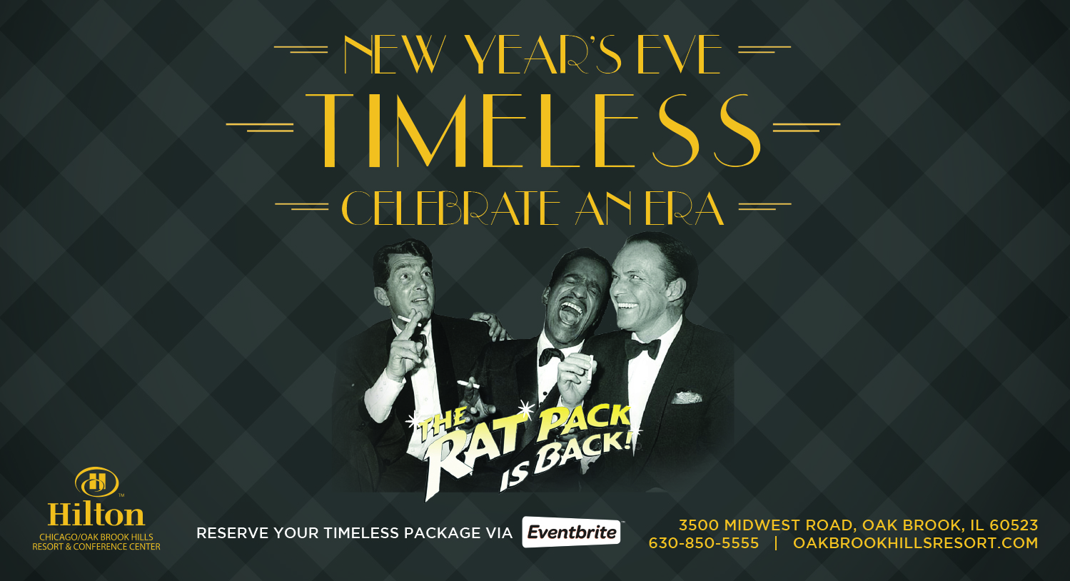 Timeless New Year's Eve