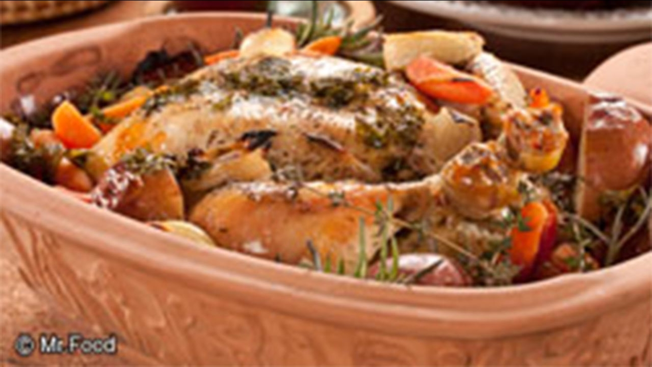 Country French Chicken recipe