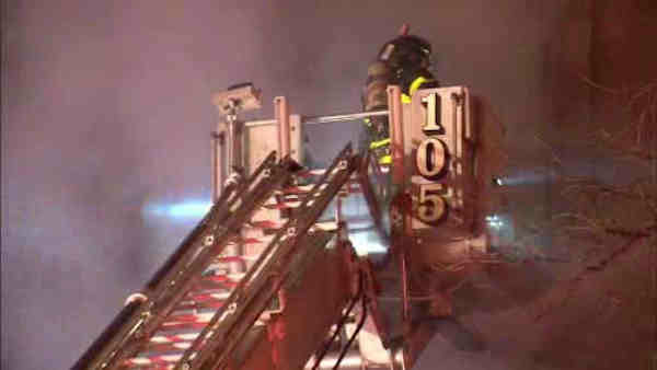 """<div class=""""meta image-caption""""><div class=""""origin-logo origin-image """"><span></span></div><span class=""""caption-text"""">Authorities say one person died and eight other people were injured in an early morning fire in Brooklyn.</span></div>"""