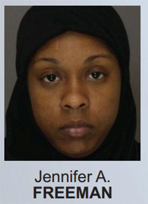 "<div class=""meta image-caption""><div class=""origin-logo origin-image ""><span></span></div><span class=""caption-text"">Pictured: Jennifer A. Freeman, 27, Lehigh County Prison</span></div>"
