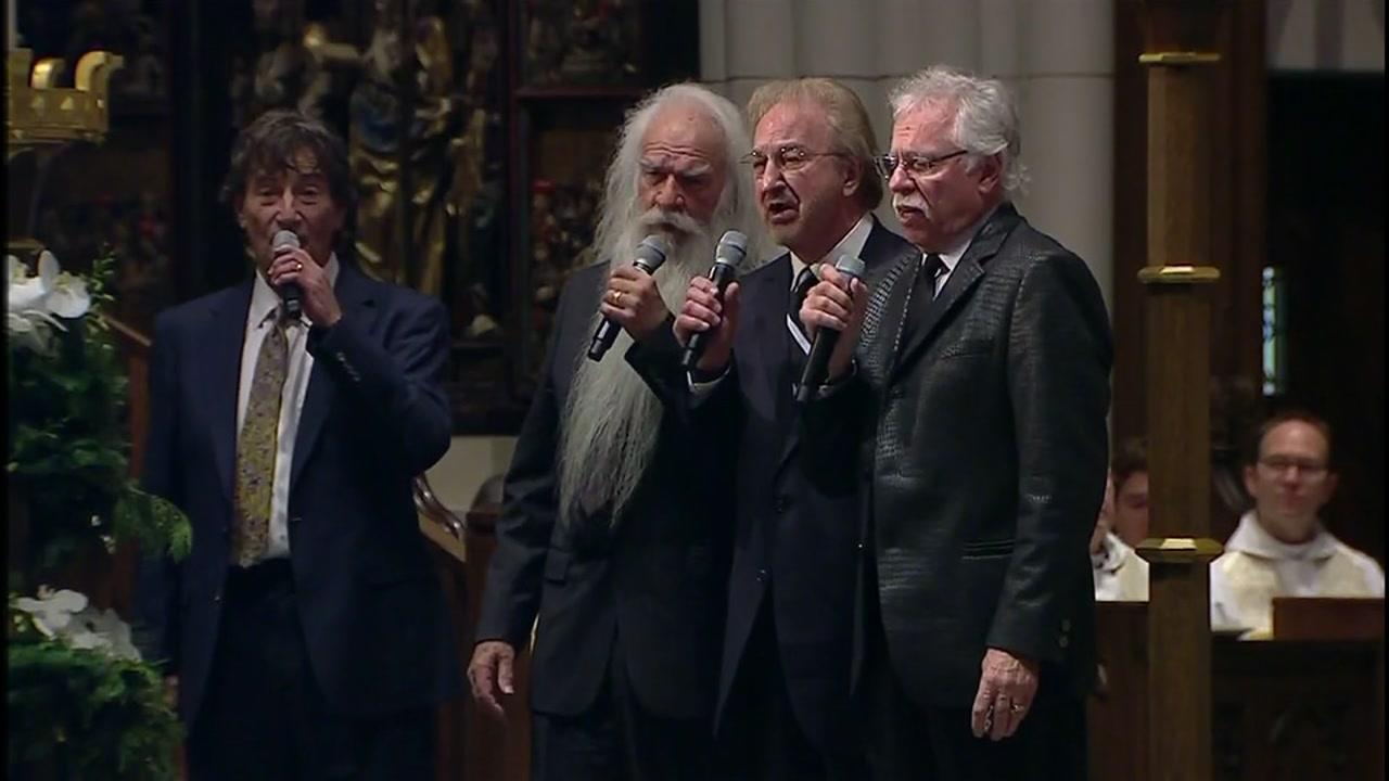 President George HW Bush funeral: J.J. Watt, Arnold Schwarzenegger ...