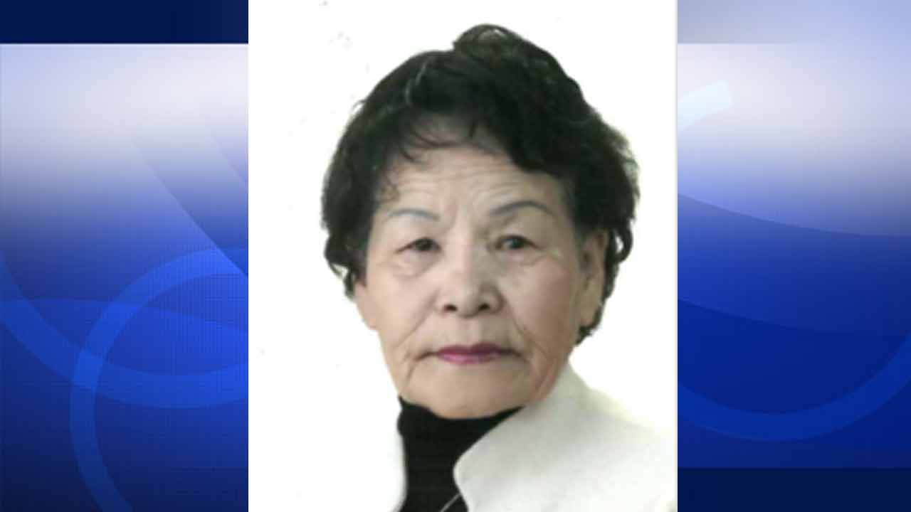 Myong Suk Yi is shown in an undated file photo provided by the Los Angeles Police Department.