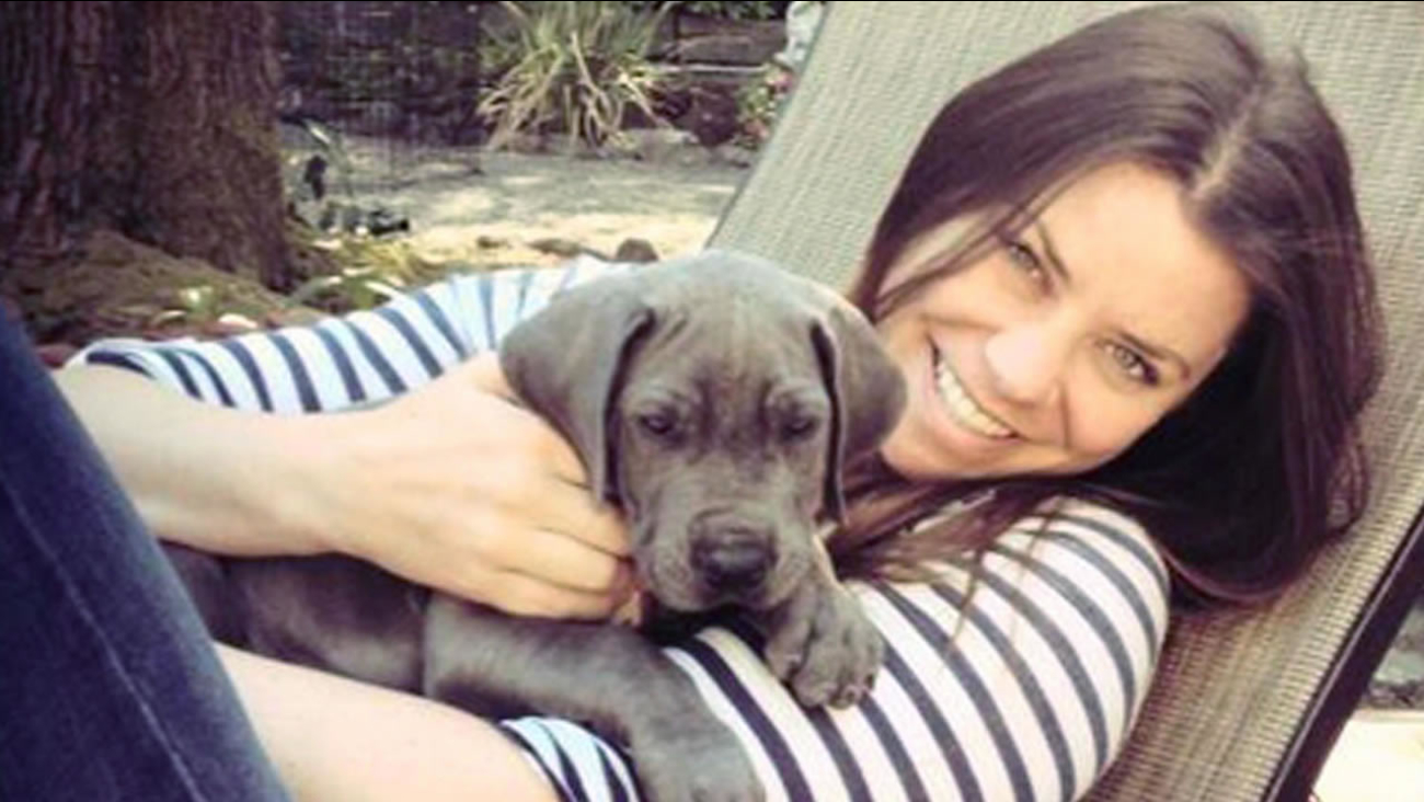 This photo shows Brittany Maynard, a terminally ill woman who decided to end her life early under an Oregon law. She died Nov. 1, 2014. (AP Photo/Maynard Family, File)
