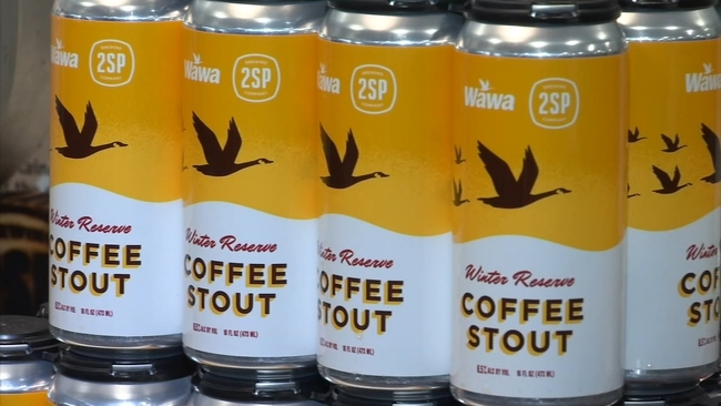Wawa Celebrates Launch Of Limited Edition Winter Beer