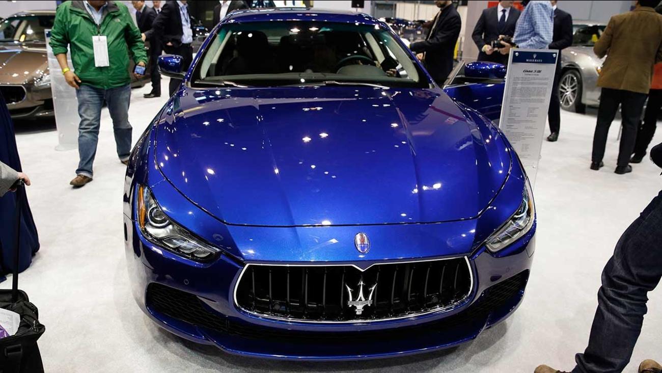 Dates Announced For 2019 Chicago Auto Show Abc7chicago Com