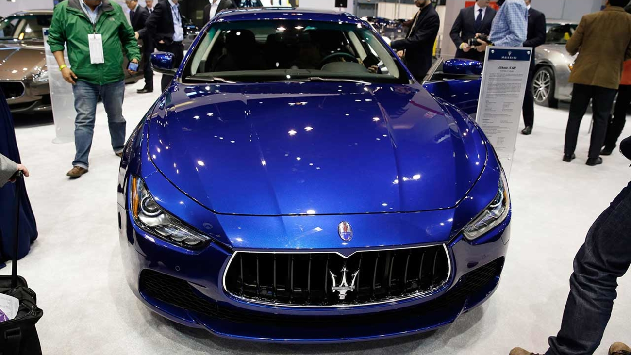 When Is The Chicago Auto Show >> Dates Announced For 2019 Chicago Auto Show Abc7chicago Com
