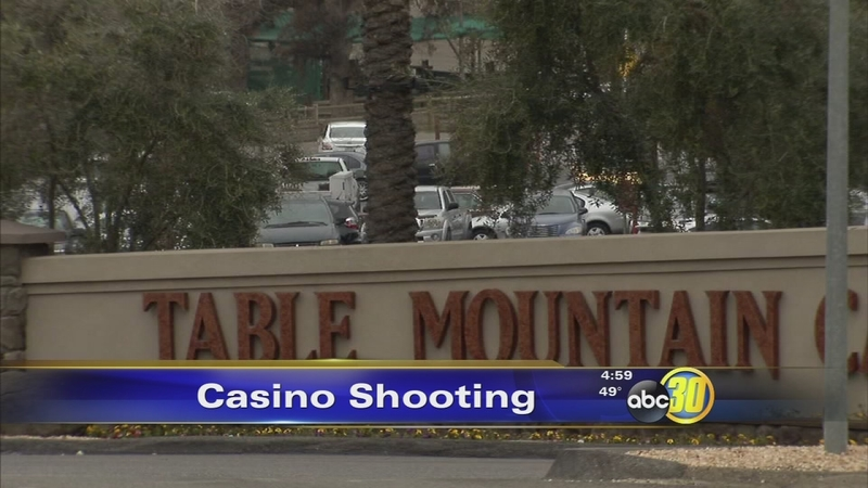 Man Shot In Nose With Bb Gun At Table Mountain Casino Authorities