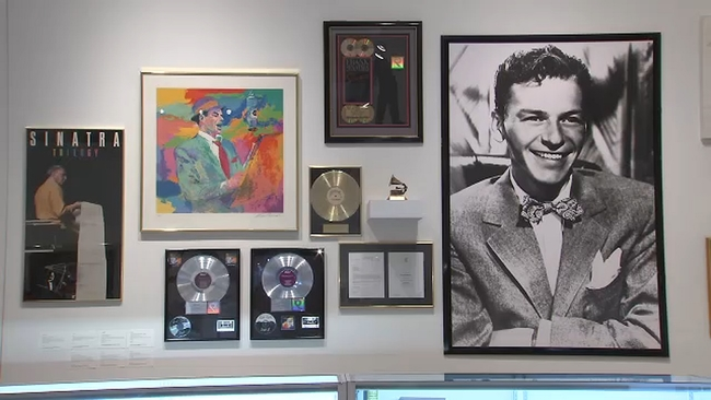 Frank Sinatra s private treasures a multimillion-dollar hit at auction f72a78508