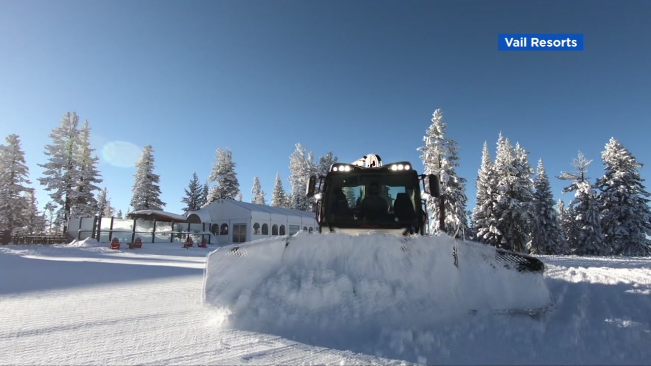 lake tahoe resorts opening up for the season   abc7news