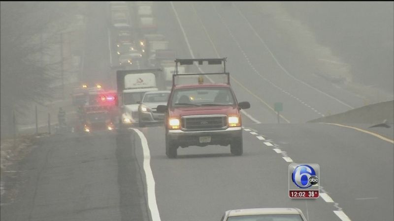 VIDEO: Deadly crash on NJ Turnpike