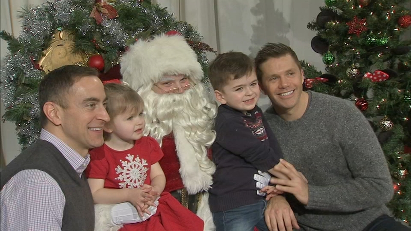 6abc's annual children's holiday party