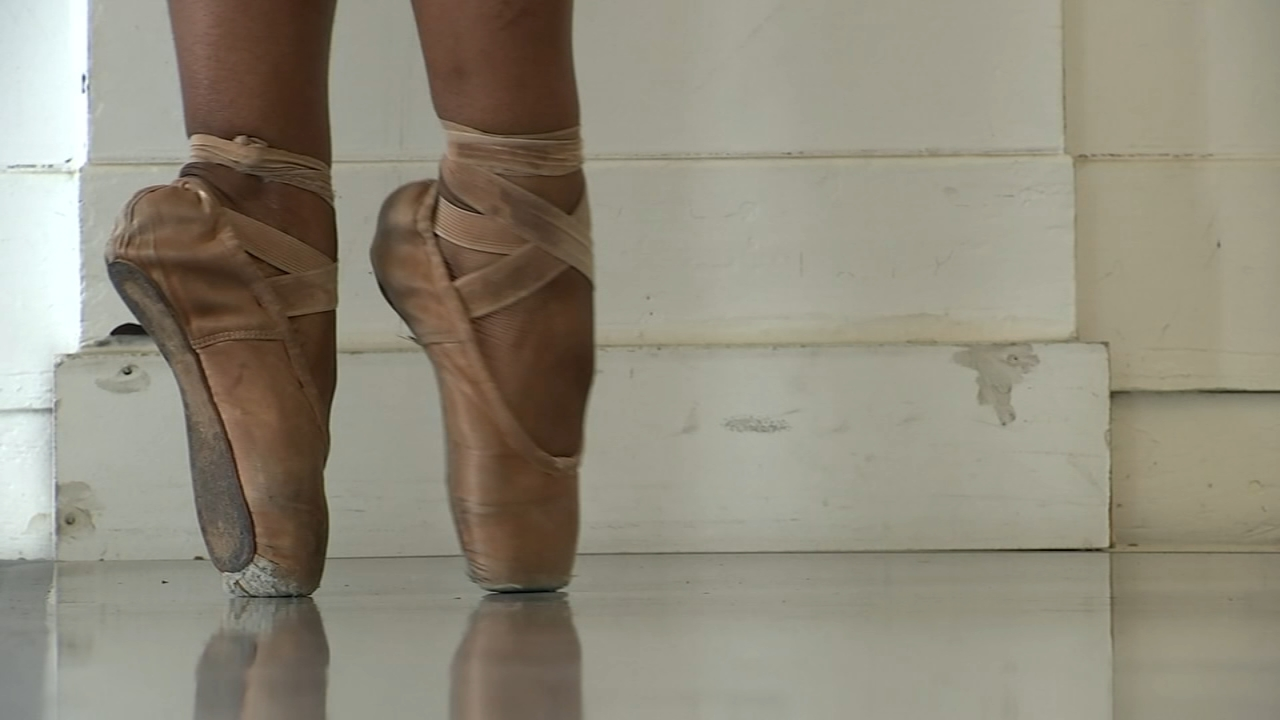 Ballet shoemaker releases shoes in