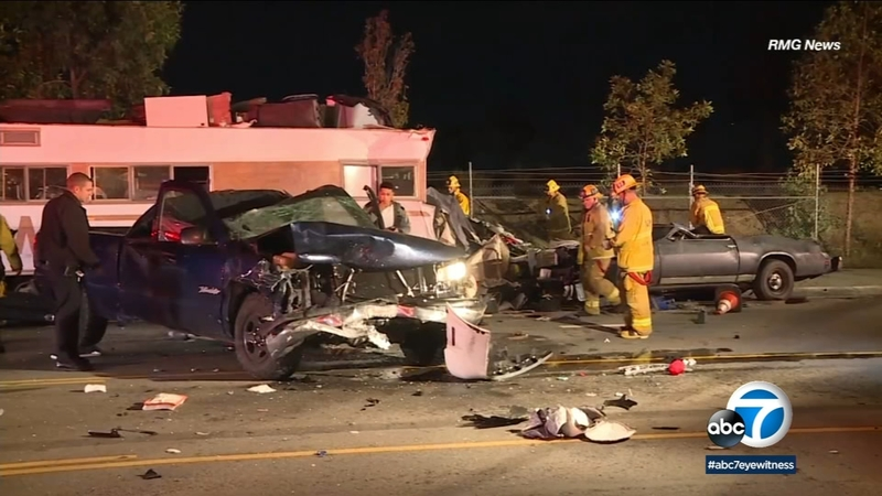 Pacoima hit-and-run: Man killed while sleeping in parked car