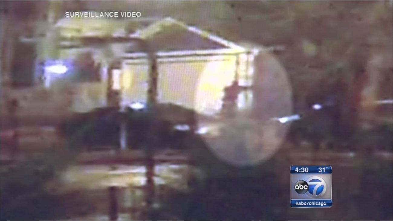 Off-duty deputy exchanges gunfire