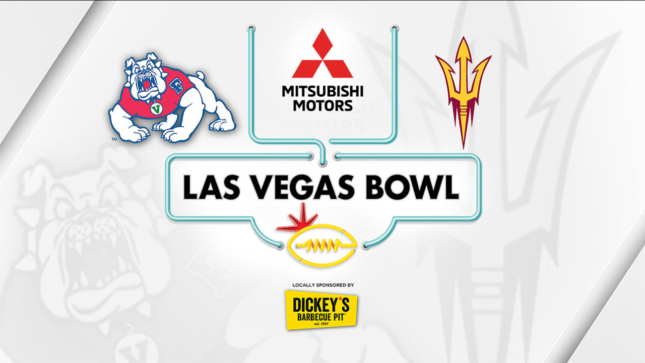 Image result for Las Vegas Bowl 2018 live pic