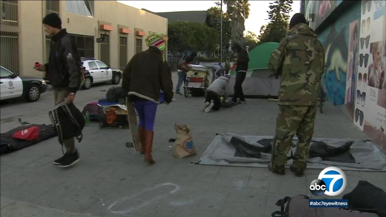 LA City Council OKs Venice homeless shelter