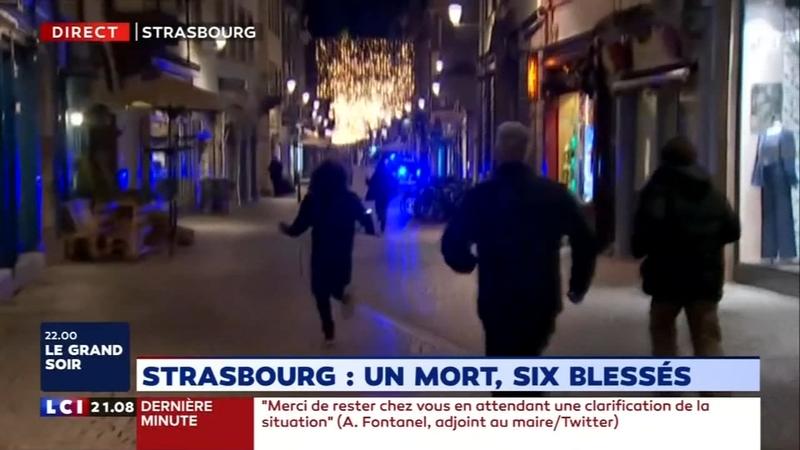 Strasbourg Christmas Market Shooting.Police Id Suspect In Strasbourg Shooting